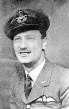 Flight Lieutenant RICHARD ALEXANDER CURLE